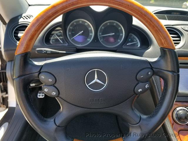 2004 Mercedes-Benz SL-Class for sale at Ruby Auto Group in Hudson OH