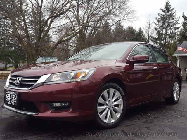 2014 Honda Accord for sale at Ruby Auto Group in Hudson OH