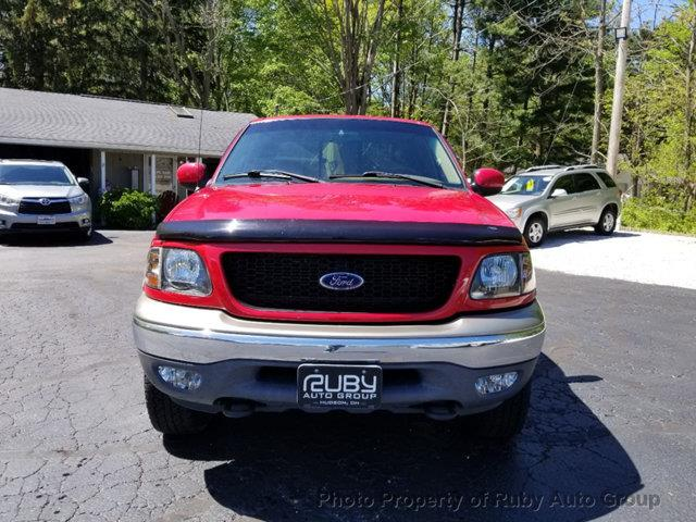 2001 Ford F-150 for sale at Ruby Auto Group in Hudson OH