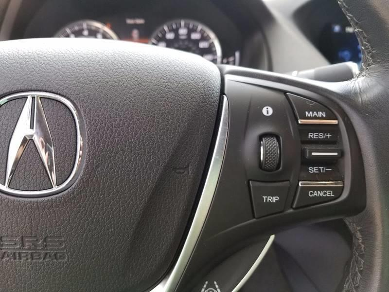 2015 Acura TLX for sale at Ruby Auto Group in Hudson OH
