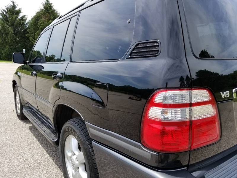 2005 Toyota Land Cruiser for sale at Ruby Auto Group in Hudson OH