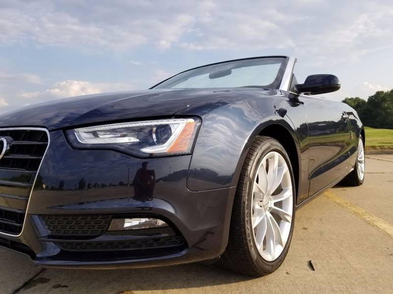 2014 Audi A5 for sale at Ruby Auto Group in Hudson OH