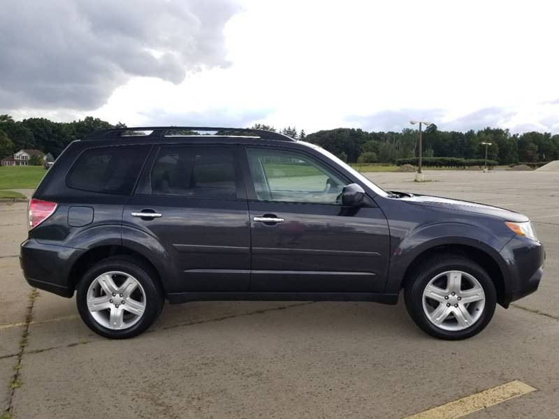 2010 Subaru Forester for sale at Ruby Auto Group in Hudson OH