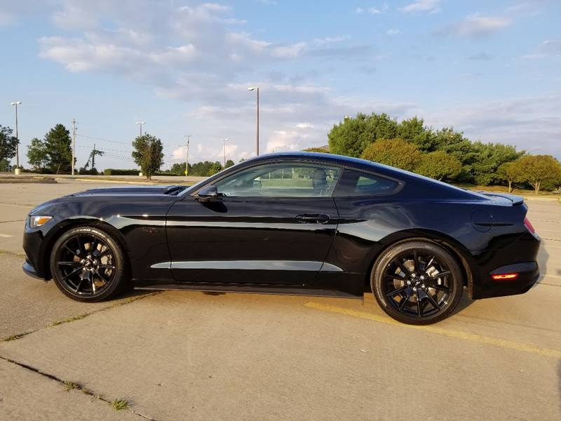 2017 Ford Mustang for sale at Ruby Auto Group in Hudson OH