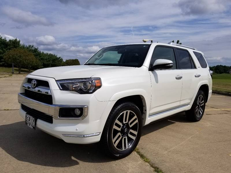 2016 toyota 4runner limited in hudson oh ruby auto group. Black Bedroom Furniture Sets. Home Design Ideas