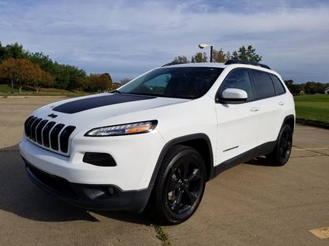 2016 Jeep Cherokee for sale at Ruby Auto Group in Hudson OH