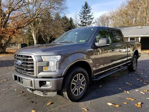 2015 Ford F-150 for sale at Ruby Auto Group in Hudson OH