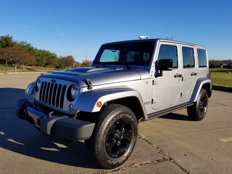Perfect 2015 Jeep Wrangler Unlimited Altitude