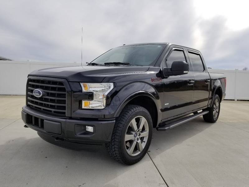 2016 ford f 150 xlt in hudson oh ruby auto group. Black Bedroom Furniture Sets. Home Design Ideas