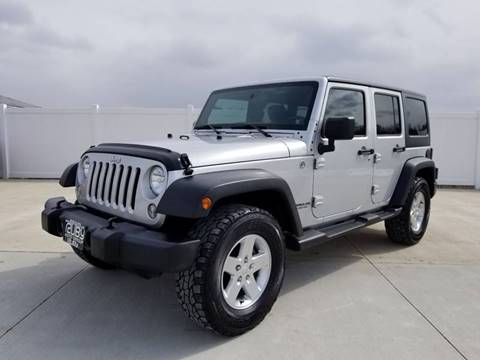 2012 Jeep Wrangler Unlimited for sale at Ruby Auto Group in Hudson OH