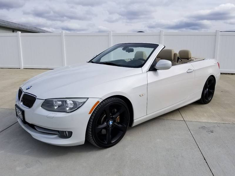 2011 BMW 3 Series for sale at Ruby Auto Group in Hudson OH