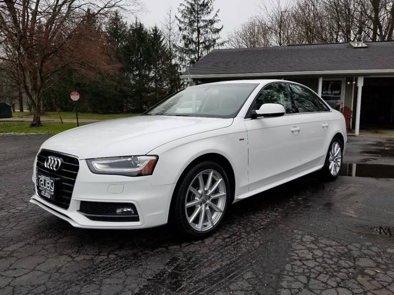 2015 Audi A4 for sale at Ruby Auto Group in Hudson OH