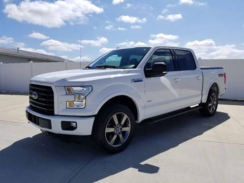 2016 Ford F-150 for sale at Ruby Auto Group in Hudson OH