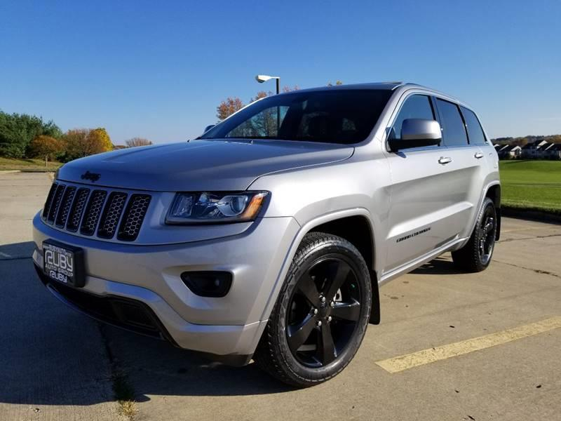 2014 jeep grand cherokee altitude in hudson oh ruby auto group. Black Bedroom Furniture Sets. Home Design Ideas