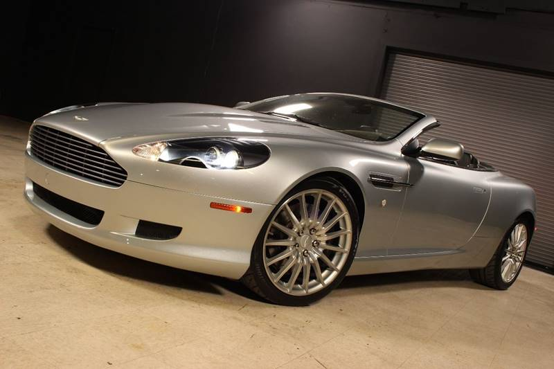 Aston Martin DB Volante In Hudson OH Ruby Auto Group - 2006 aston martin