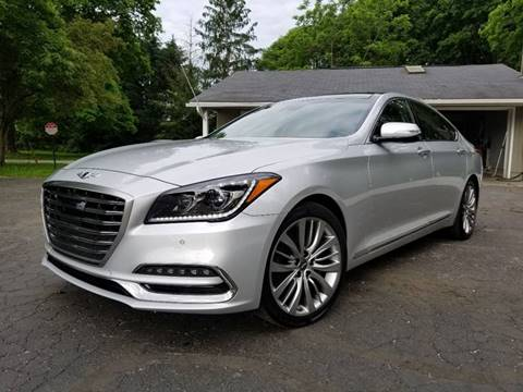 2018 Genesis G80 for sale at Ruby Auto Group in Hudson OH