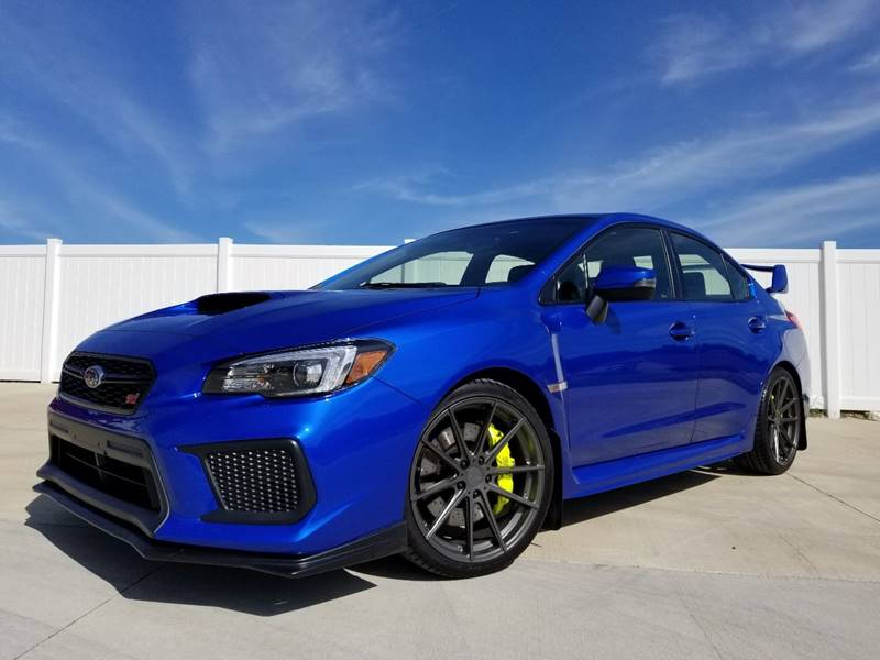 2018 Subaru WRX for sale at Ruby Auto Group in Hudson OH