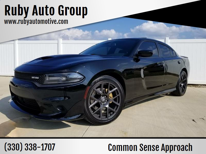 2017 Dodge Charger Daytona In Hudson Oh Ruby Auto Group