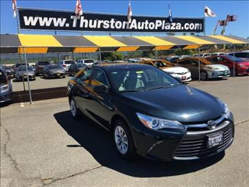 2016 Toyota Camry for sale in Ukiah, CA