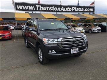 2016 Toyota Land Cruiser for sale in Ukiah, CA