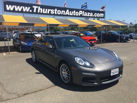 2016 Porsche Panamera for sale in Ukiah, CA