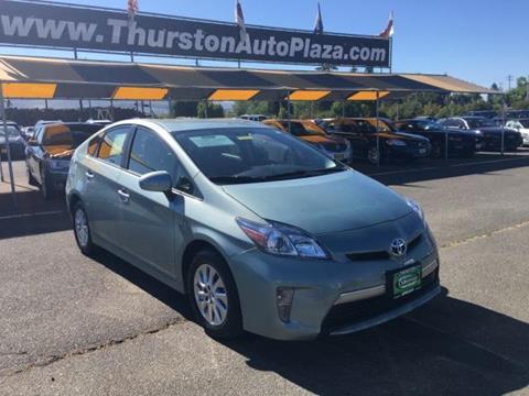 2015 Toyota Prius Plug-in Hybrid for sale in Ukiah, CA