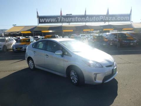 2014 Toyota Prius Plug-in Hybrid for sale in Ukiah, CA