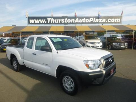 2015 Toyota Tacoma for sale in Ukiah, CA