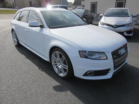 2012 Audi A4 Avant Premium Plu for sale in Ephrata PA