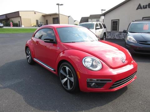 2014 Volkswagen Beetle for sale in Ephrata PA