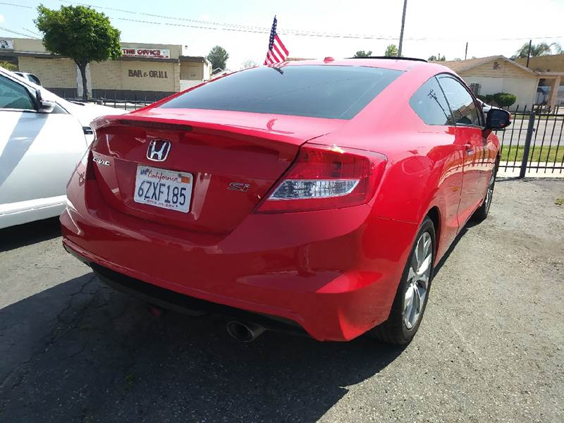2012 Honda Civic For Sale At Alpha 1 Automotive Group In Hemet CA