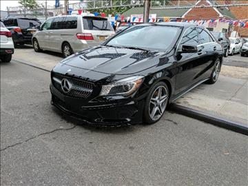 2014 Mercedes-Benz CLA for sale in Brooklyn, NY