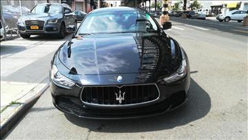 2014 Maserati Ghibli for sale in Brooklyn, NY