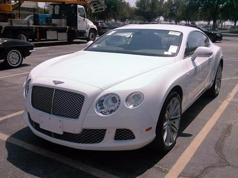 2013 Bentley Continental GT Speed for sale in Brooklyn, NY