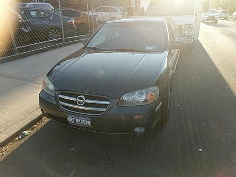 2002 Nissan Maxima for sale in Brooklyn, NY