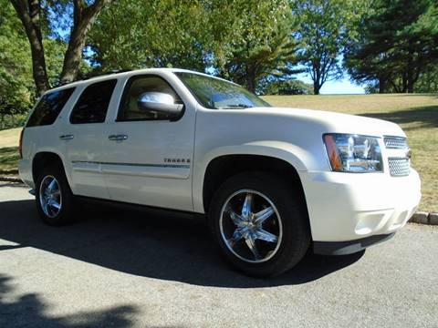 2008 Chevrolet Tahoe for sale in Brooklyn, NY