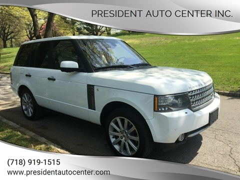 2011 Land Rover Range Rover for sale in Brooklyn, NY