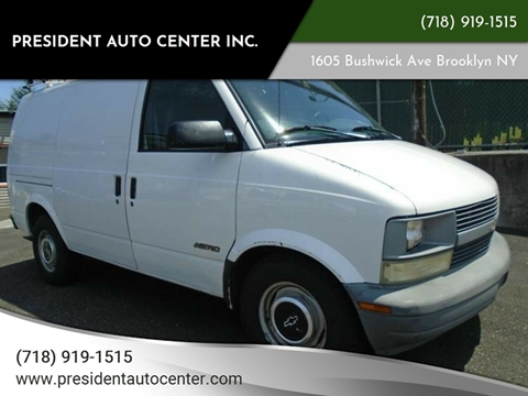 1997 Chevrolet Astro Cargo for sale in Brooklyn, NY