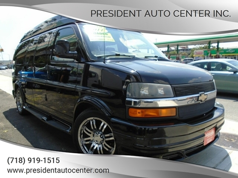 2011 Chevrolet Express Cargo for sale in Brooklyn, NY