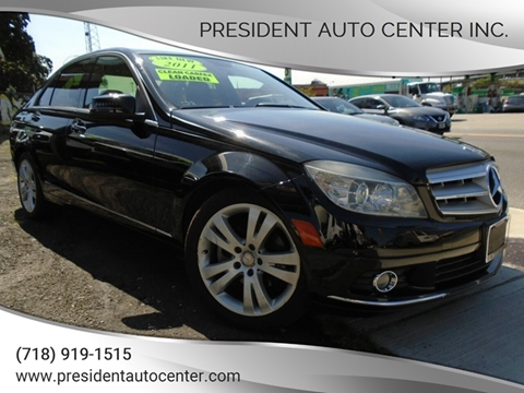 2011 Mercedes-Benz C-Class for sale in Brooklyn, NY