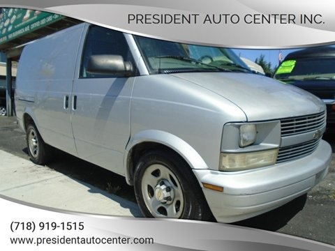2005 Chevrolet Astro Cargo for sale in Brooklyn, NY