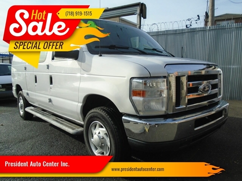 2014 Ford E-Series Cargo for sale in Brooklyn, NY