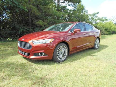 2014 Ford Fusion for sale in Landrum, SC
