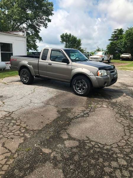 2004 Nissan Frontier For Sale At Jenkins Used Cars In Landrum SC