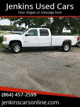 2008 GMC Sierra 2500HD for sale in Landrum, SC