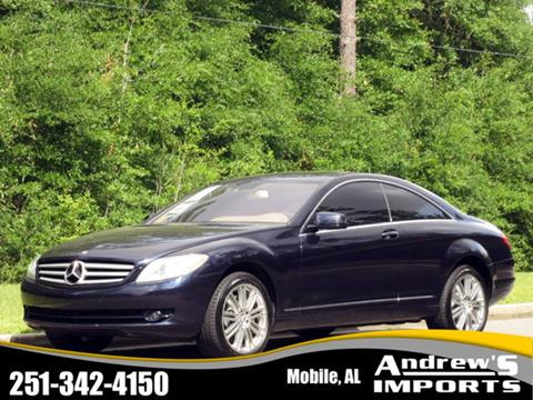 2010 Mercedes-Benz CL-Class for sale in Mobile, AL