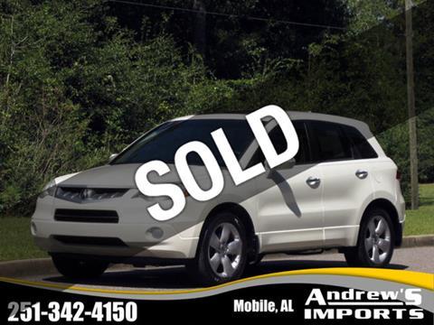 2008 Acura RDX for sale in Mobile, AL