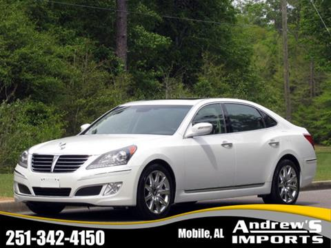 2011 Hyundai Equus for sale in Mobile, AL