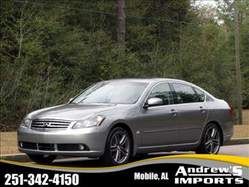 2007 Infiniti M35 for sale in Mobile, AL