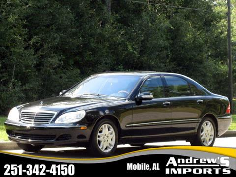 2003 Mercedes-Benz S-Class for sale in Mobile, AL